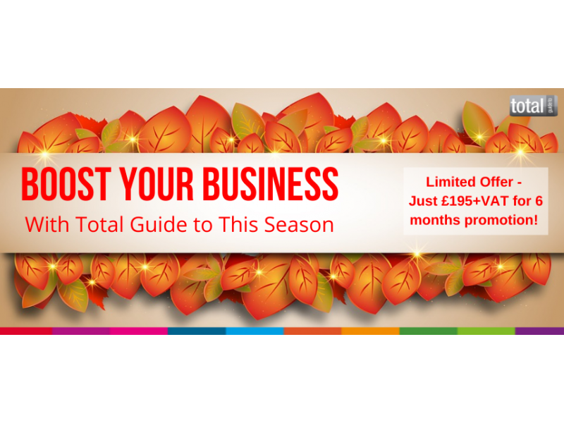£195+VAT for 6 month all inclusive campaign!