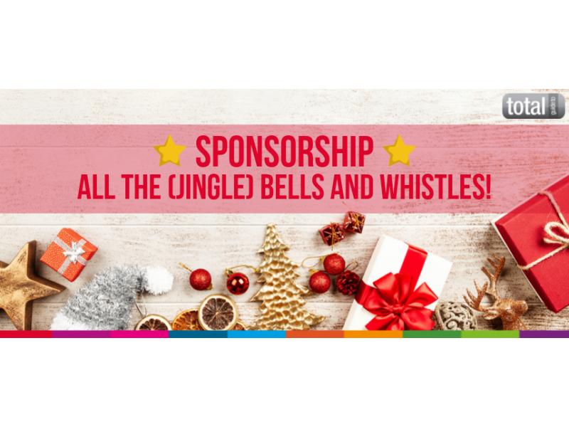 Swindon Christmas Sponsorship - All the (Jingle) Bells and Whistles