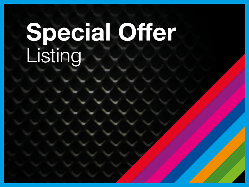 Special Offer Listing